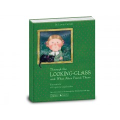 Книга Алиса в Зазеркалье на английском языке
