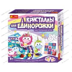 Настольная игра Кристаллы единорога (на русском языке)