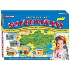 Настільна гра Українограйчики
