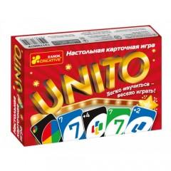 Настільна карткова гра. UNITO (для дорослих)