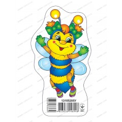Плакат Бджілка
