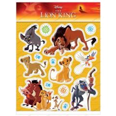 Наліпки для дитячої кімнати Король Лев