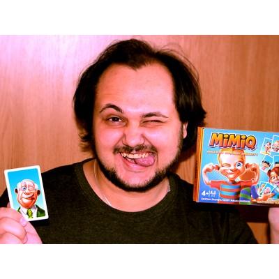 Настільна карткова гра. Mimiq (українською мовою) - фото Ранок Креатив