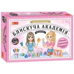 Набор для экспериментов Сверкающие опыты для девочек