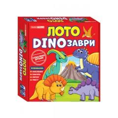 Лото. Dinoзаври