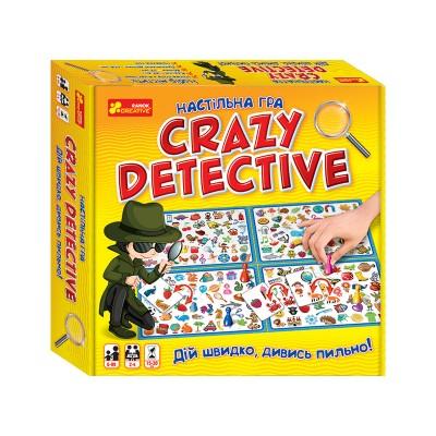 Настольная игра. Crazy detective - фото Ранок Креатив