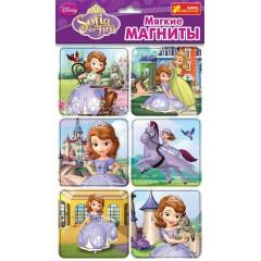 Мягкие магниты Принцесса София