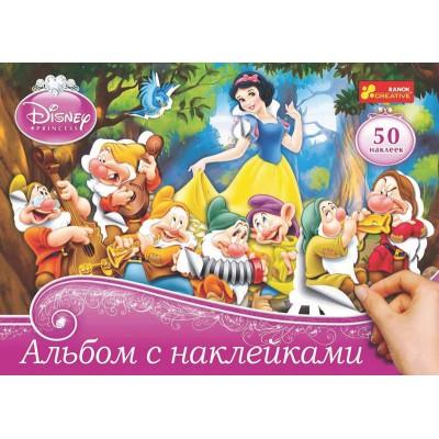 Альбом з наліпками Принцеси №2 - фото Ранок Креатив
