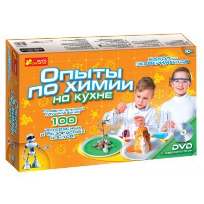 Набір для експериментів Досліди з хімії на кухні - фото Ранок Креатив