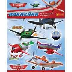 Наліпки для дитячої кімнати Літачки
