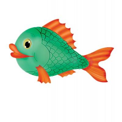 Комплект карток Котик і рибка - фото Ранок Креатив