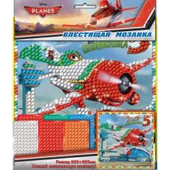 Блестящая мозаика Самолеты Ель Чупакабра
