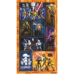 Набор наклеек Дисней Star Wars №1