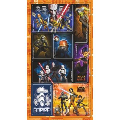 Набір наклейок Дісней Star Wars №1 - фото Ранок Креатив