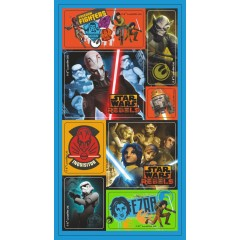 Набір наліпок Дісней Star Wars №3