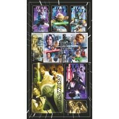 Набор наклеек Дисней Star Wars №5