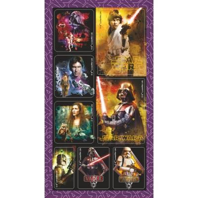 Набір наліпок Дісней Star Wars №6 - фото Ранок Креатив