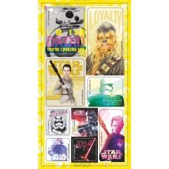 Набір наліпок Дісней Star Wars №7