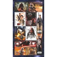 Набор наклеек Дисней Star Wars №8