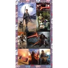 Набір наліпок Дісней Star Wars №9