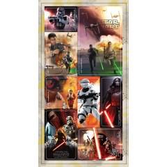 Набір наклейок Дісней Star Wars №10