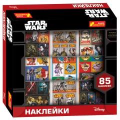 Набір наклейок в коробці Star Wars №2