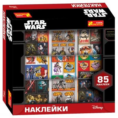 Набір наклейок в коробці Star Wars №2 - фото Ранок Креатив