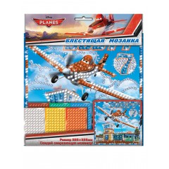 Блестящая мозаика Самолеты Дасти