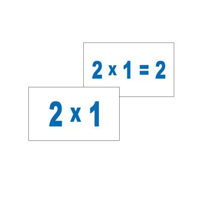 Картки Домана Таблиця множення - фото Ранок Креатив