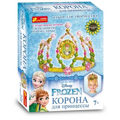 Набор для творчества. Корона для принцессы Анна, Холодное сердце - фото Ранок Креатив