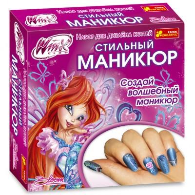Набори для дизайну нігтів Winx Блум - фото Ранок Креатив