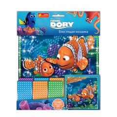 Блестящая мозаика Рыбка Дори Немо и Марлин