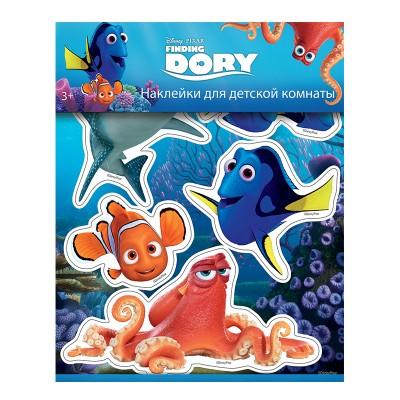 Наліпки для дитячої кімнати Рибка Дорі - фото Ранок Креатив