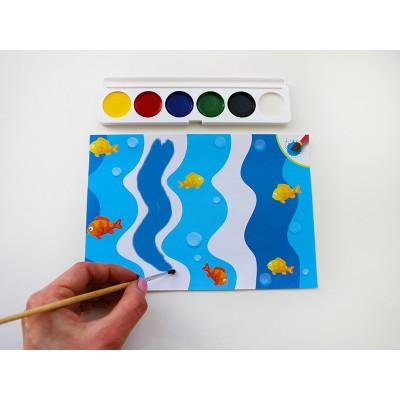Студія раннього розвитку Я вчуся малювати - фото Ранок Креатив
