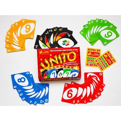 Настільна карткова гра. UNITO (для дорослих) - фото Ранок Креатив
