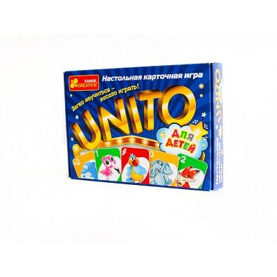 Настільна карткова гра. UNITO (для дітей) - фото Ранок Креатив