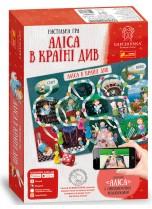 Настольная игра Алиса в Стране Чудес