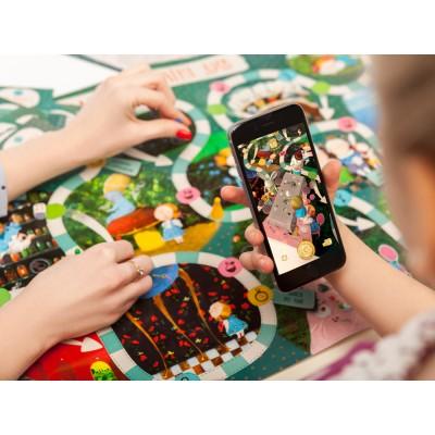 Настільна гра Аліса в Країні Див - фото Ранок Креатив