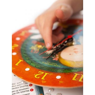 Набір для творчості  Настінний годинник - фото Ранок Креатив
