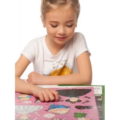Наклейки для детской комнаты Алиса в зазеркалье - фото Ранок Креатив