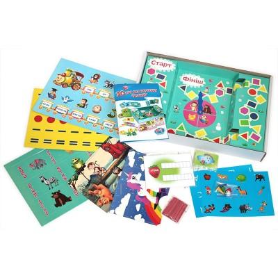 Великий набір 30 ігор для навчання читанню - фото Ранок Креатив