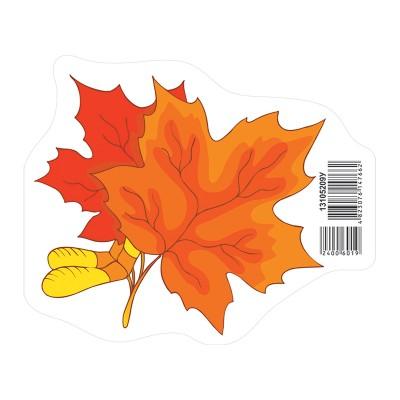 Украшение Осенний лист оранжевый НУШ - фото Ранок Креатив